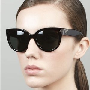 Heritage Cat Eye Sunglasses in Tortoise